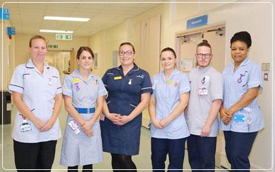 Medway NHS Trust - Nursing