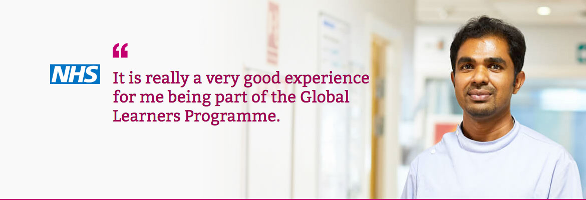 Global Learners Programme - Health Education England