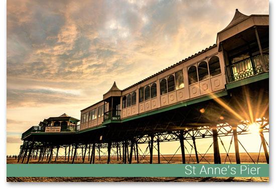 St. Anne's Pier
