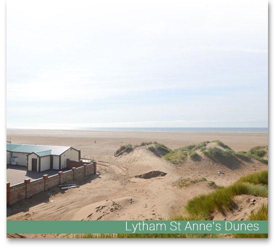 Lytham St. Annes Dunes