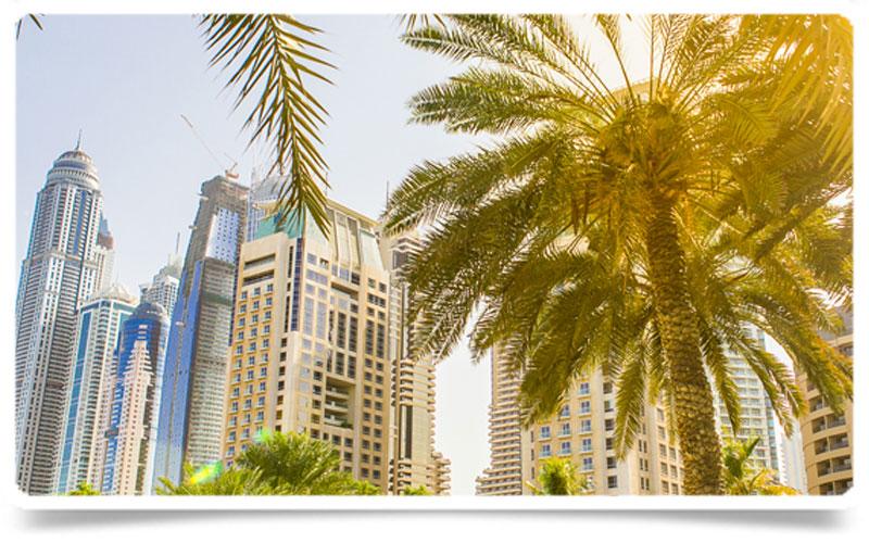 Enjoy life on the Arabian Gulf
