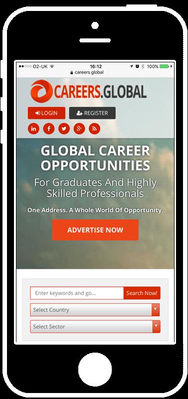 careers.global mobile platform